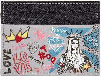 Dolce & Gabbana Love Card Holder