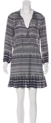 Veronica Beard Mini Silk Dress