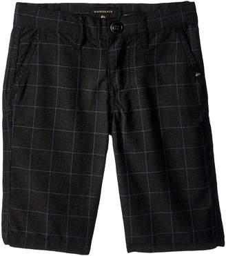 Quiksilver Regeneration Chino Shorts Boy's Shorts