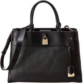 MICHAEL Michael Kors Gramercy Large Leather Satchel