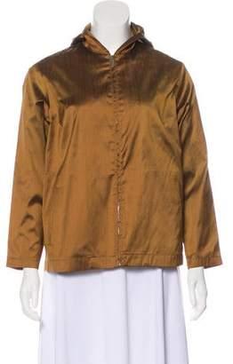 Kenzo Lightweight Silk Jacket