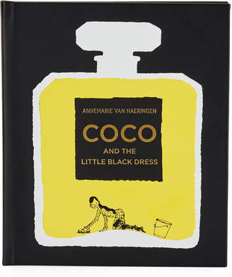 "Graphic Image Coco And The Little Black Dress"" Children's Book by Annemarie van Haeringen"