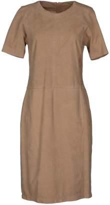 Aquascutum London Knee-length dresses - Item 34394136SD