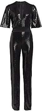 c507812d541 Galvan Women s Galaxy Sequin Jumpsuit