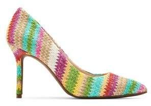 Katy Perry Sissy Rainbow Pattern Pumps