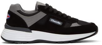 Church's Churchs Black Suede CH873 Sneakers