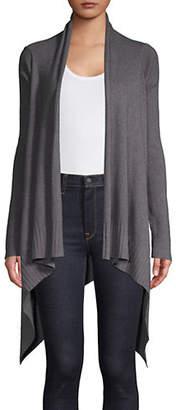 INC International Concepts Varsity Asymmetrical Cardigan