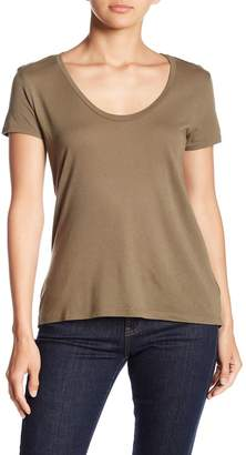 Splendid Scoop Neck T-Shirt