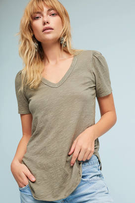 Left Of Center Outfield Tee $58 thestylecure.com