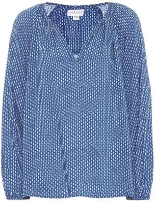 Velvet Orelly printed blouse