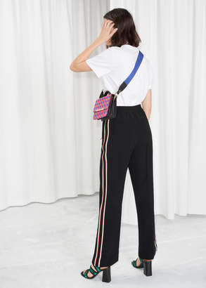 RacerStripeTrousers