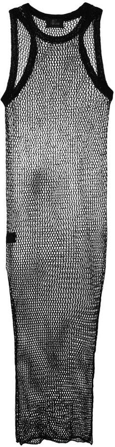 Lost & Found Ria Dunn open knit tank dress