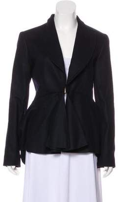 Celine Wool Peak-Lapel Blazer w/ Tags