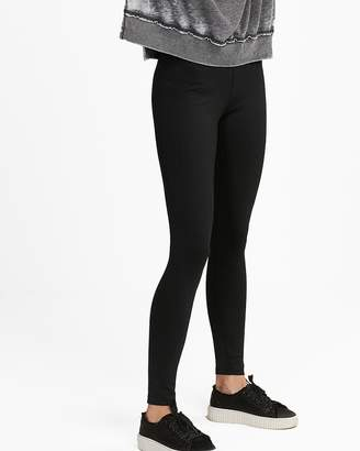 Express Petite High Waisted Stretch Leggings