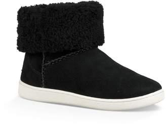 UGG Mika Classic Genuine Shearling Sneaker