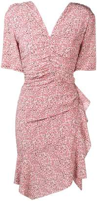 Isabel Marant Arodie print dress