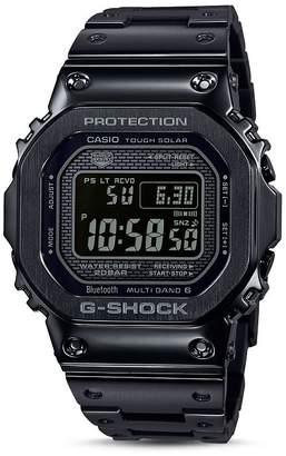 G-Shock Masterpiece Black Watch, 42.8mm x 48.9mm
