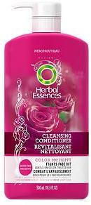 Herbal Essences Color Me Happy Cleansing Conditioner with Pump, Rose