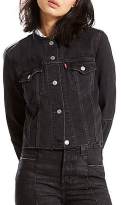 Levi's Altered Breaking Point Denim Trucker Jacket