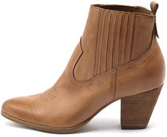 Django & Juliette Fanger Black Boots Womens Shoes Casual Ankle Boots