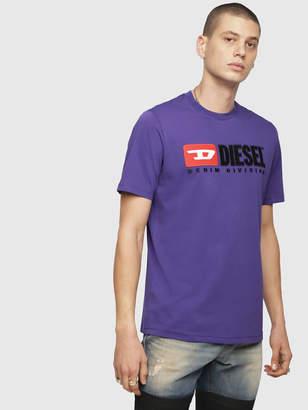 Diesel T-Shirts 0CATJ - Green - S