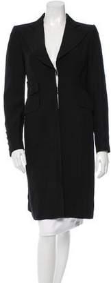 CNC Costume National Long Lightweight Jacket