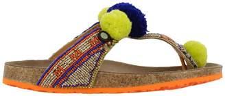 Maliparmi Flat Sandals Shoes Women