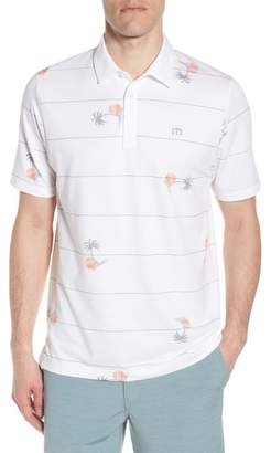 Travis Mathew Squid Roe Polo