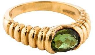 Bvlgari 18K Tourmaline Ring