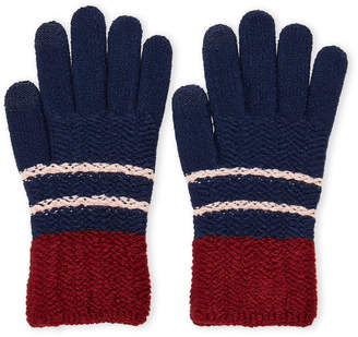 Steve Madden Itouch Knit Gloves