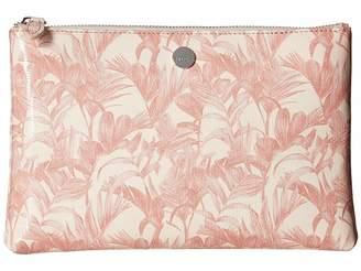 Lodis Palm Flat Pouch Handbags