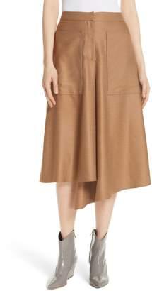 Tibi Asymmetrical Skirt