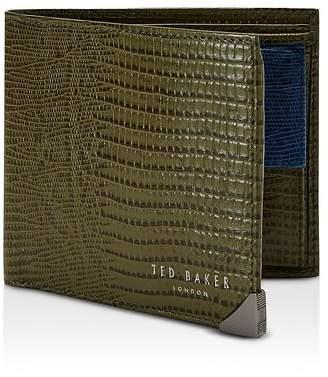Ted Baker Thinliz RFID Block Embossed Bifold Wallet