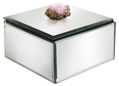Clear Agate Box