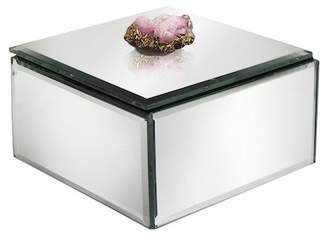 Jay Import Clear Agate Box