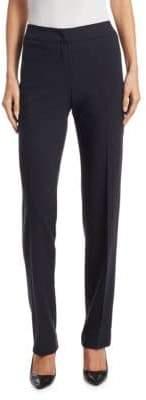 Armani Collezioni Featherweight Wool Pants