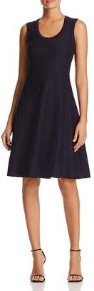 NIC and ZOE Twirl Seamed Dress $198 thestylecure.com
