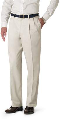 Dockers Men's Stretch Classic-Fit Iron Free Khaki Pants - Pleated D3