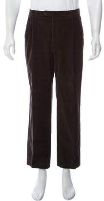 Burberry Relaxed Corduroy Pants