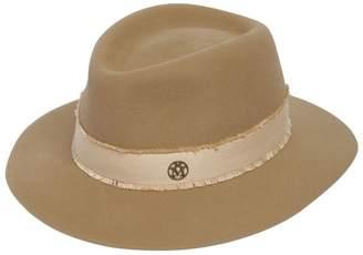 Maison Michel Andre Rabbit Fur Felt Hat