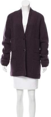 Chanel Oversize Cashmere Cardigan