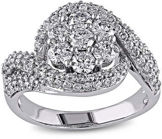 JCPenney MODERN BRIDE 2 CT. T.W. Diamond 14K White Gold Bridal Ring