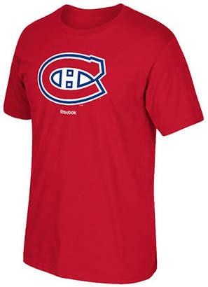 Reebok Montreal Canadiens Team Crest T-Shirt