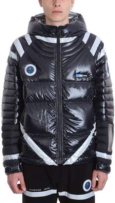 Undercover Jun Takahashi Black Polyester Down Jacket