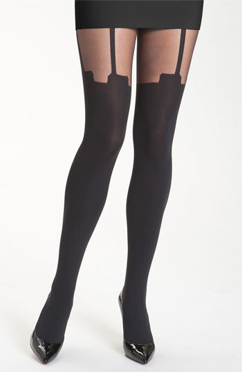 Pretty Polly 'House of Holland Super Suspender' Tights