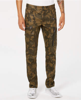 INC International Concepts I.N.C. Men's Camouflage Cargo Pants, Created for Macy's