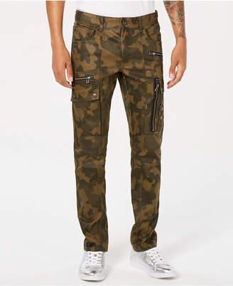 INC International Concepts I.n.c. Men Camouflage Cargo Pants