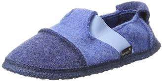 Nanga Berg, Unisex Adults' Low-Top Slippers -Blue