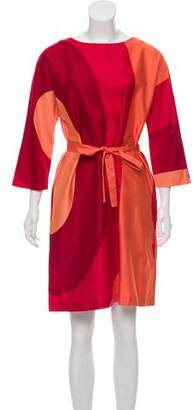 Marimekko Printed Mini Dress