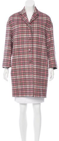 pradaPrada Spring 2015 Wool Coat w/ Tags